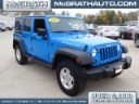 2011 Jeep Wrangler Unlimited Rubicon Blue http://www.iseecars.com/used-cars/used-jeep-wrangler-for-sale