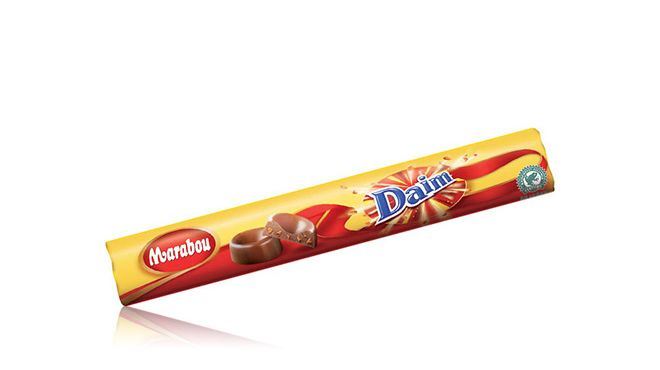 INHOAN Dajm- suklaata kaikissa muodoissaan, YÄK, tarttuu hampaisiin