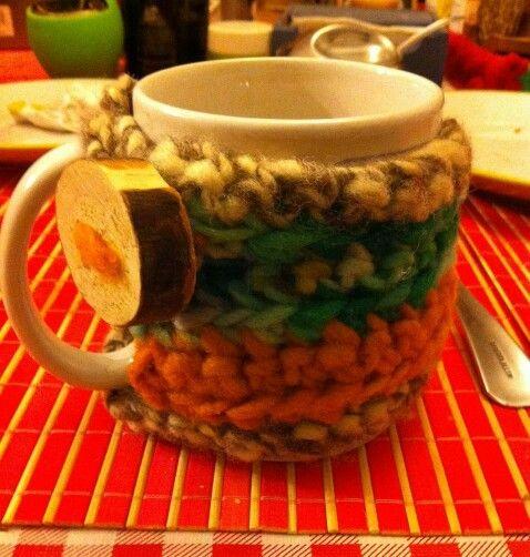Cubre tazón a crochet  #rukalafartesanias   Chile, Región del Maule ➡ Cardonal