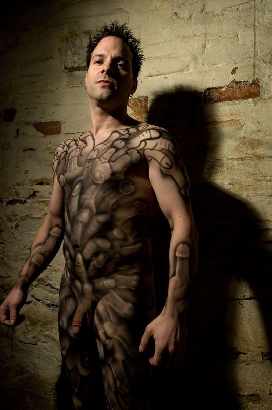 Body art gay