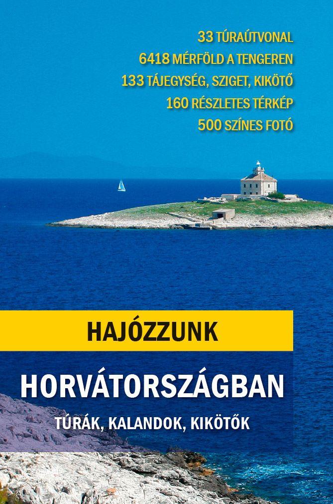 ÚTIKÖNYV HAJÓSOKNAK, HAJÓZNI VÁGYÓKNAK, A HORVÁT TENGERPART SZERELMESEINEK.Könyvünk elsősorban azoknak szól, akik hajóval – saját vagy bérelt vitorlással, motoros jachttal – járják be Horvátország partjait. 33 különleges túraútvonalat ajánl, melyeket végigkövetve az út során a lehető legtöbb érd