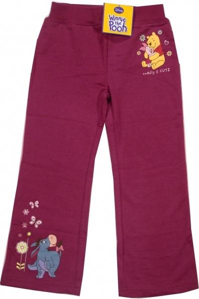 Pantalon de trening oficial Winnie the Pooh, 50% bumbac, 50% poliester.