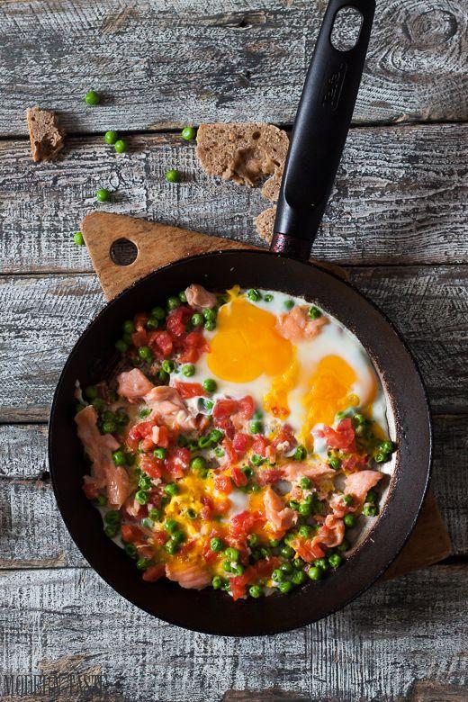 Modern Taste: Jajecznica deluxe, czyli śniadanie dla wymagających #sniadanie #breakfast #Amica #inteligentnystyl www.amica.com.pl