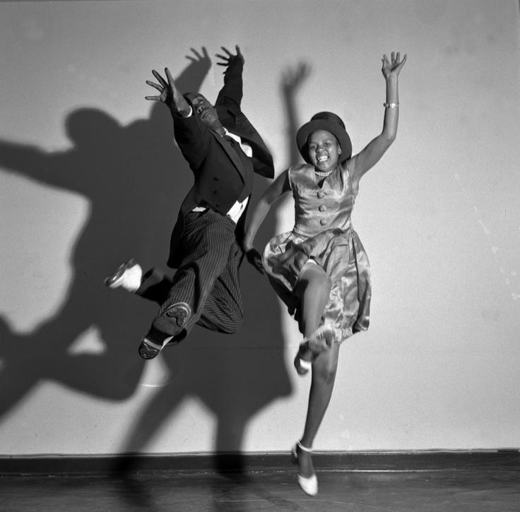 Jürgen SCHADEBERG :: Dancing at the Ritz, Johannesburg, 1952