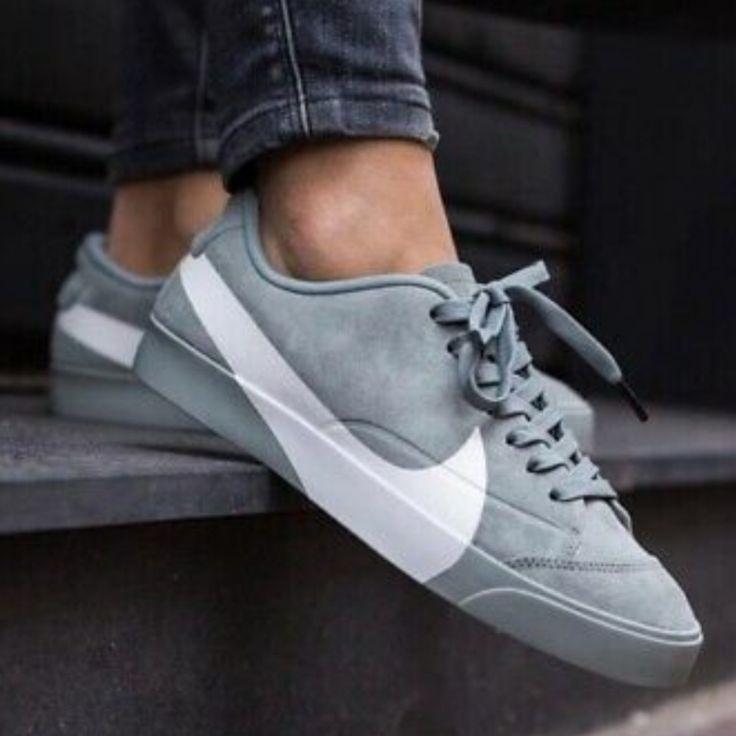 Nike Shoes | New Nike Blazer City Low Lx Mica Greenwhite | Color: Green/White | …