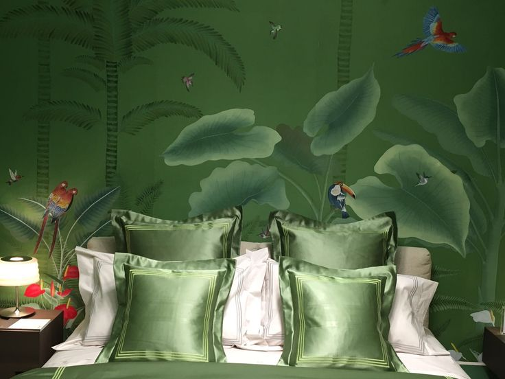 Misha Partecipa con Exotic Garden della collezione Asia, alla Milano Design Week 2016, da Pratesi, Palazzo Serbelloni, Corso Venezia 16.