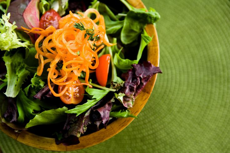 Best Salad Ingredients for Weight Loss - Jupiterimages/Getty Images