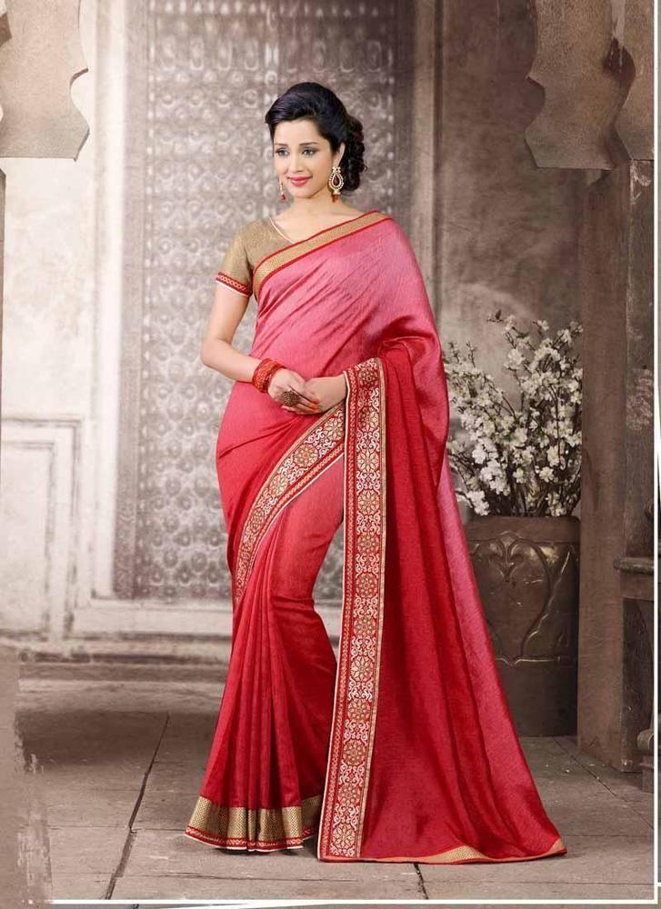Buy 1 Get 1 Free Partywear Ethnic Indian Sari Designer Bollywood Dress Pakistani #TanishiFashion