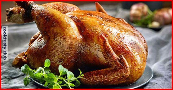 Ароматная курица, запеченная целиком, довольно незатейливое блюдо. При всей своей простоте приготовления мясо получается нежным и сочным, а его вкус мало кого оставляет равнодушным. Поскольку разные частицы птицы готовятся с разной скоростью, для верности лучше