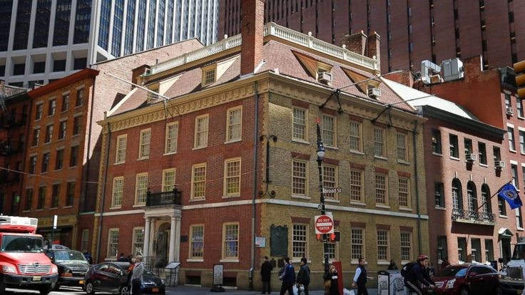 A landmark tavern that hosted George Washington, Alexander Hamilton and Aaron Burr has been temporarily closed by the New York City Health Department.  Violations cited at Fraunces (FRAHN'-sehz) Tavern, in the Wall Street area, include evidence of rats, flies and improper sewage... - #Closed, #Depart, #Health, #Historic, #NYC, #Tavern, #Temporarily, #TopStories
