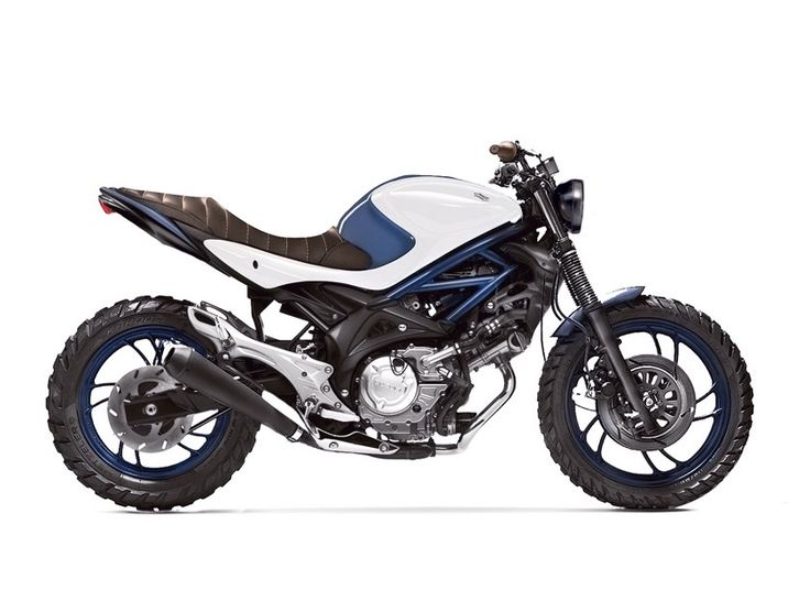 suzuki gladius sv650 scrambler caferacer custom dirtybike moto motorcycle garage48. Black Bedroom Furniture Sets. Home Design Ideas