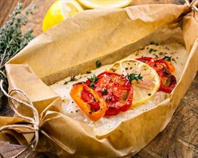 Diga adeus aos alimentos gordos e abra o caminho para um estilo de vida saudável com baixo teor de gordura: a cozedura a vapor!
