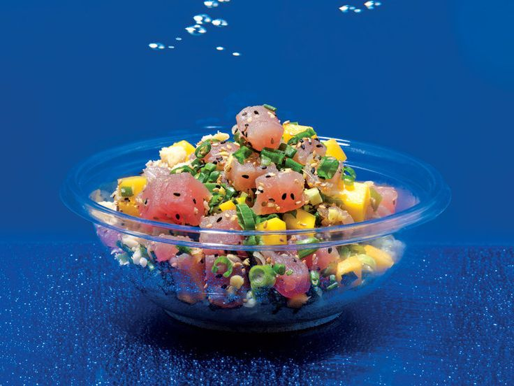 Poke, Hawaii's Sushi in a Bowl, Hits the Mainland - Bloomberg Business