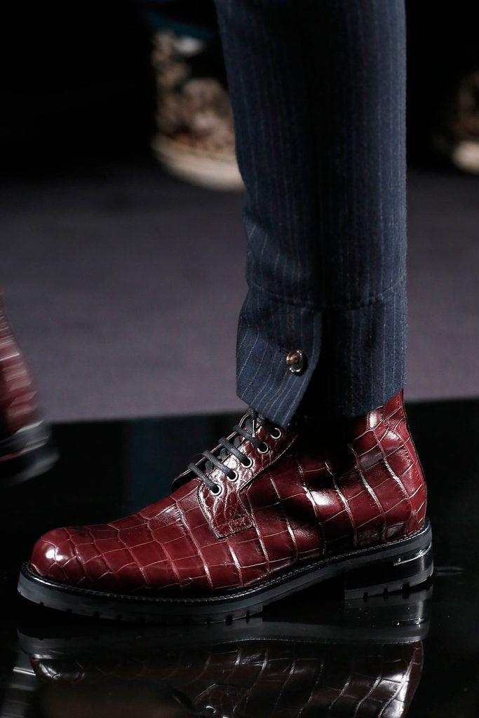 INTERPRETATION ACCESSORIES 4: Louis Vuitton Fall/Winter Men's Shoes Collection 2013