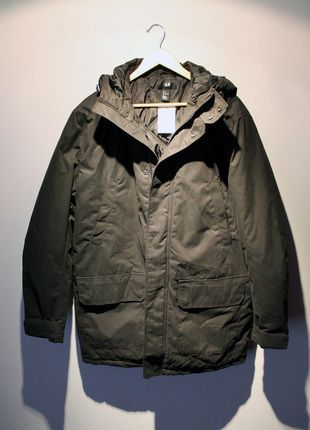 Kup mój przedmiot na #vintedpl http://www.vinted.pl/odziez-meska/kurtki-parki/12294127-nowa-parka-meska-kurtka-hm-na-wiosne-r-l-52