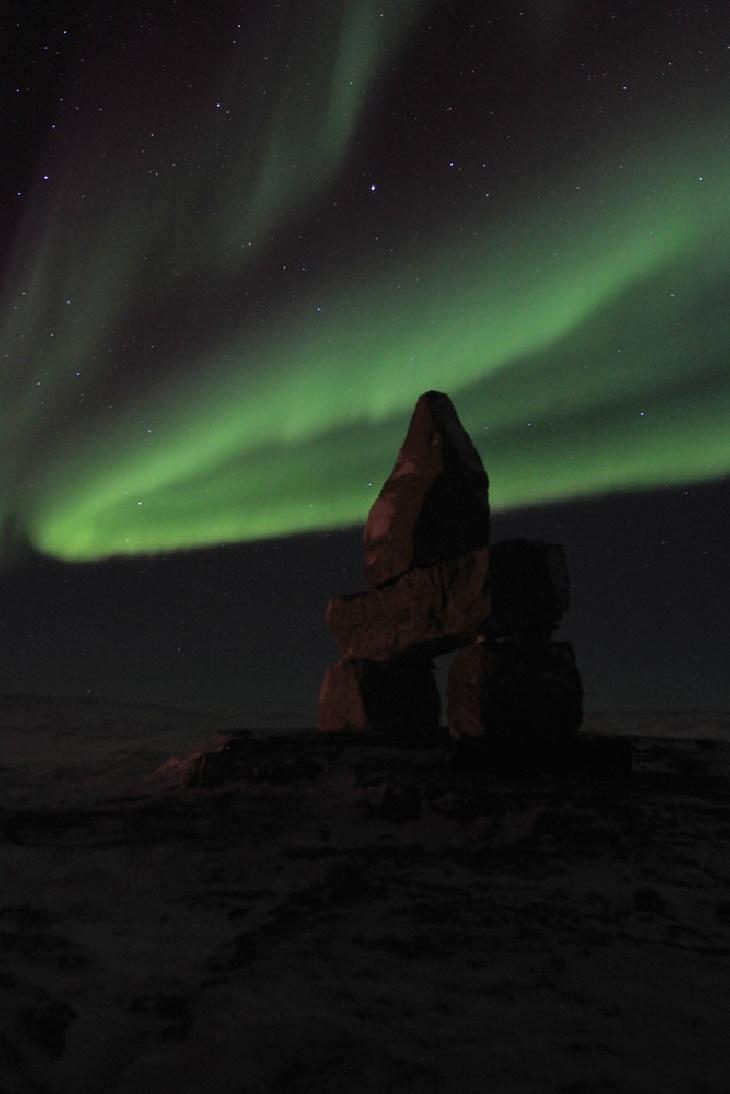 Taken by Gilles Boutin on April 4, 2013 @ Ivujivik Nunavik Canada