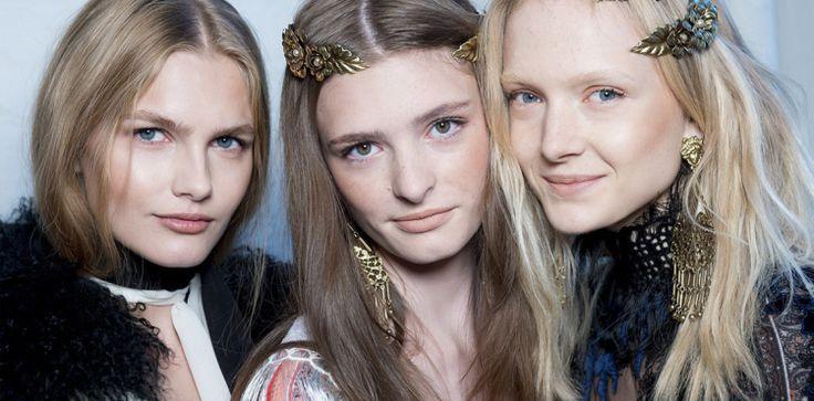 Trend Alert: Maquillaje Monocromático