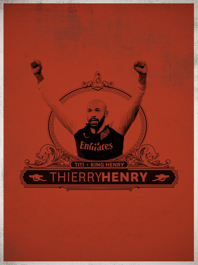 Thierry Henry #soccer