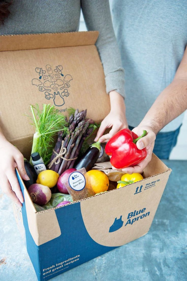 7 Reasons To Give Blue Apron a Try Today Vegetable