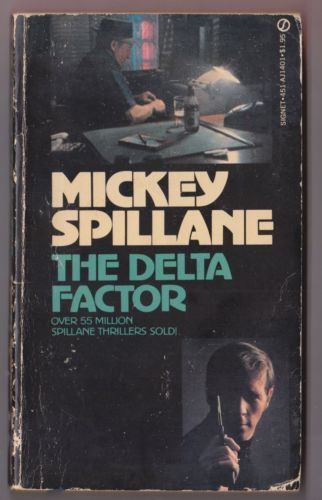 Mickey-Spillane-Morgan-The-Raider-Delta-Factor-Signet-AJ1401-1968