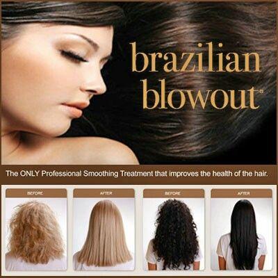 Brazilian Blowout certified