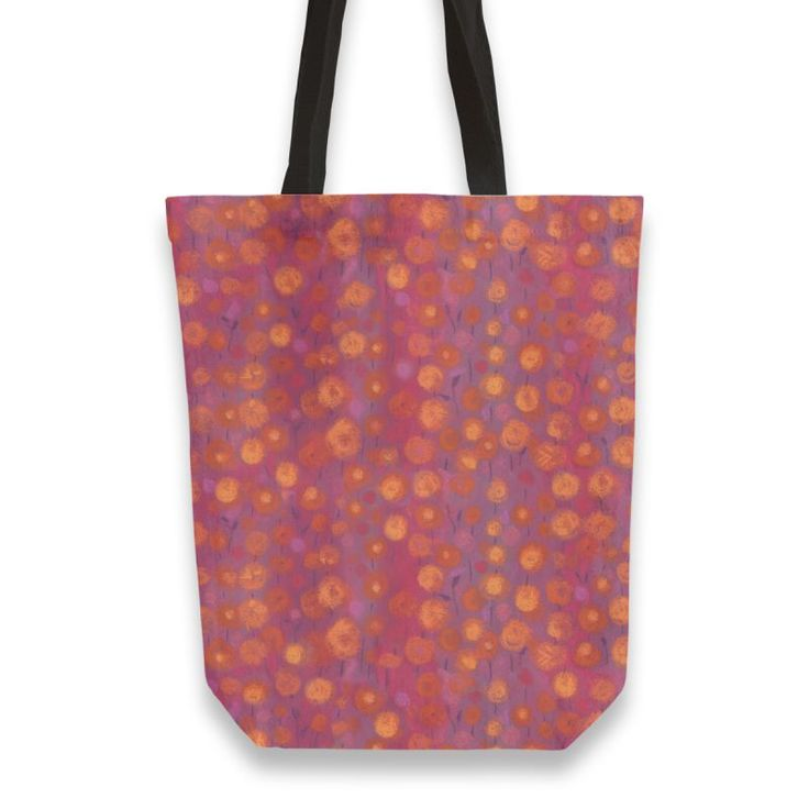'Candy Field' Tote Bags by ClipsoCallipso on miPic