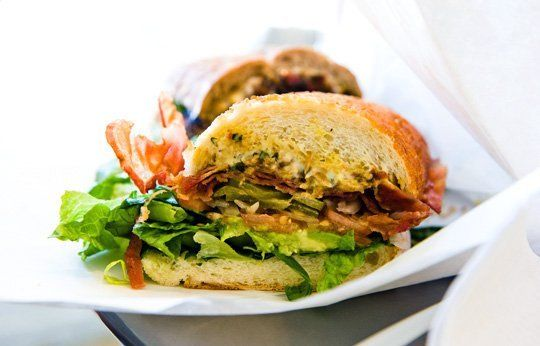Tax Night Supper: The Spanglish Sandwich with Avocado