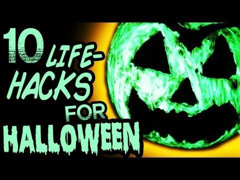10 amazing Halloween life hacks