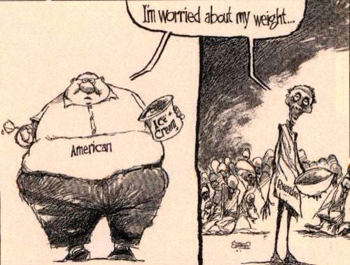 'I'm worried about my weight'