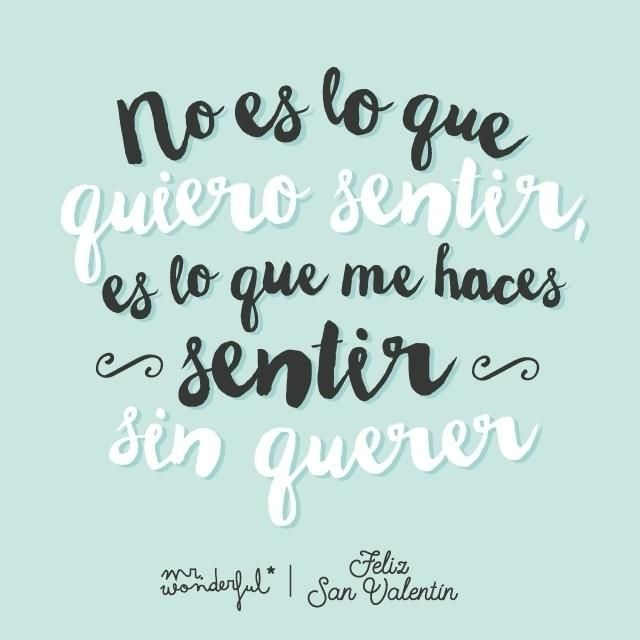 #SanValentin by Mr. Wonderful*