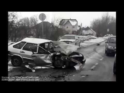 Car Crashes By Insanely Stupid Drivers Compilation