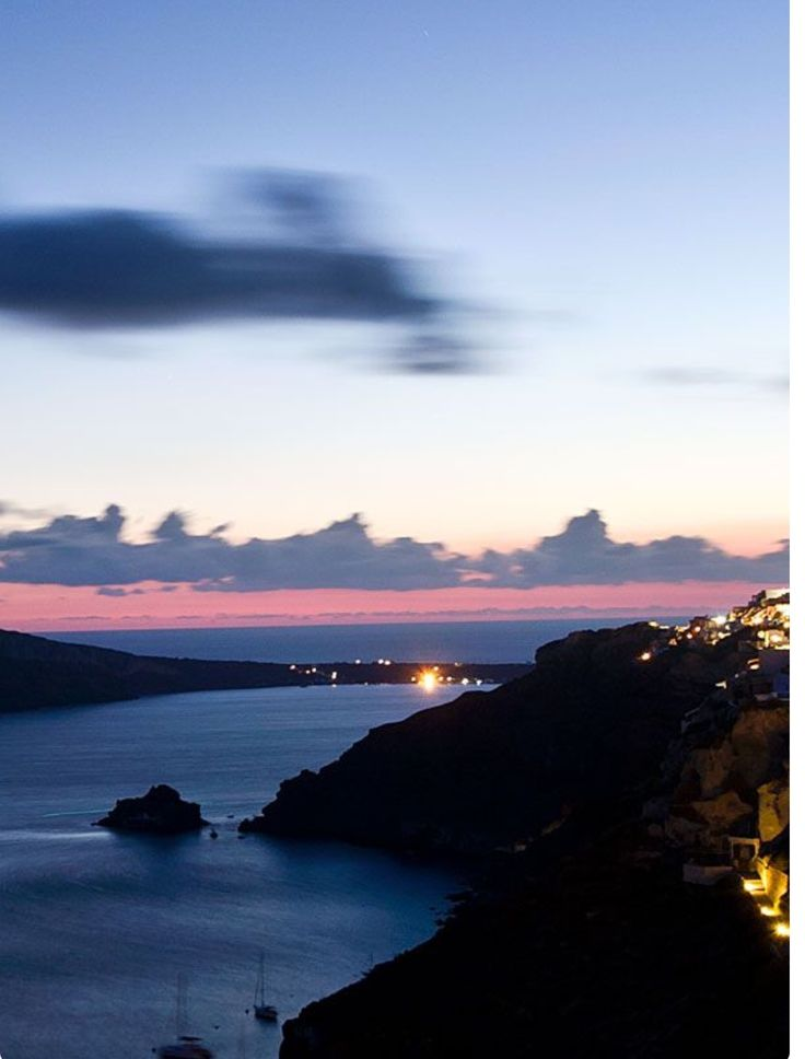 Oia sunset. Santorini island, Greece. - Selected by www.oiamansion in Santorini.