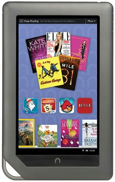 Nook color: Barns Noble, Reading, Favorite Things, Gadgets, Nooks Tablet, Noble Nooks, Kids Book, Products, Nooks Color