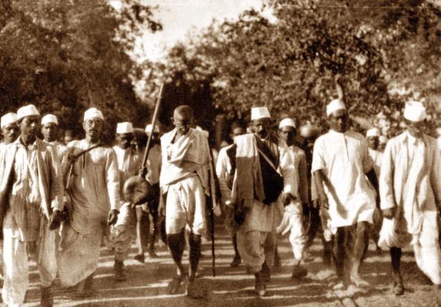 Essay on dandi march in gujarat