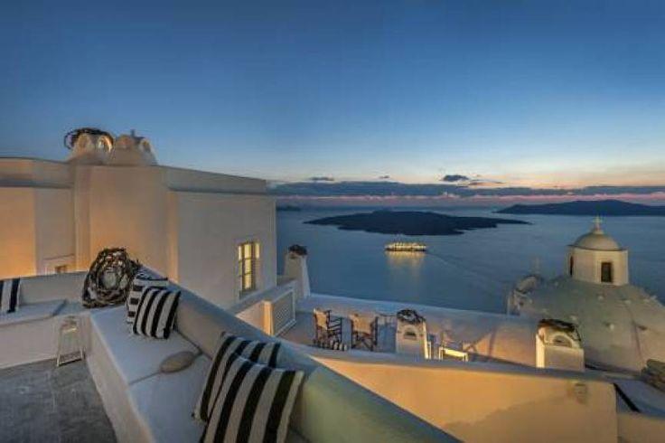 Aigialos niche residences suites, Santorini