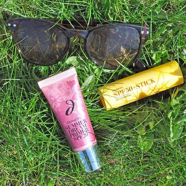 Summer is coming, wear sunscreen <3