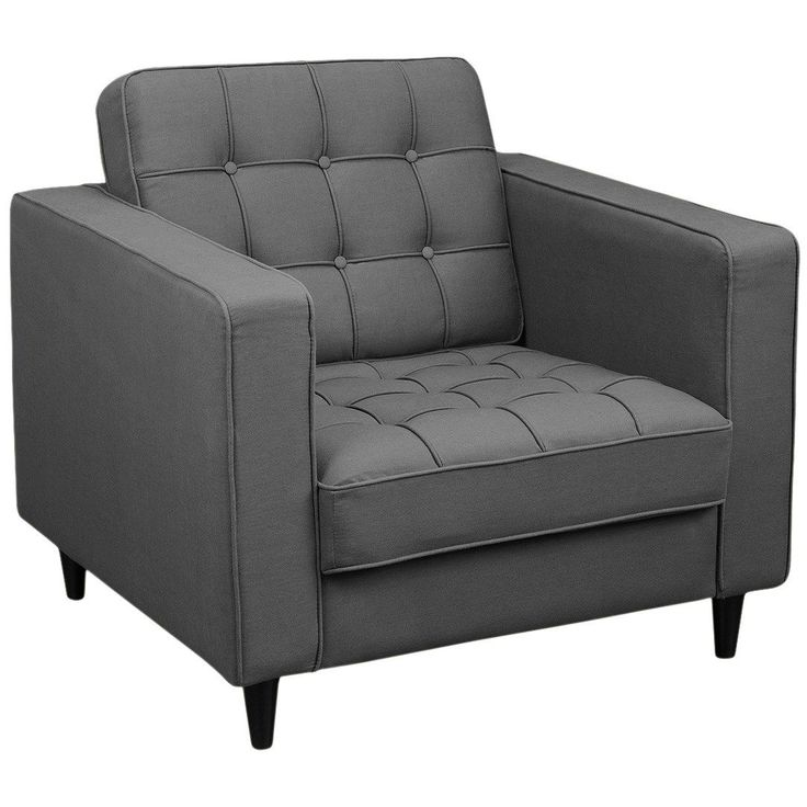 Moes Home Collection HV 1014 Romano Club Chair
