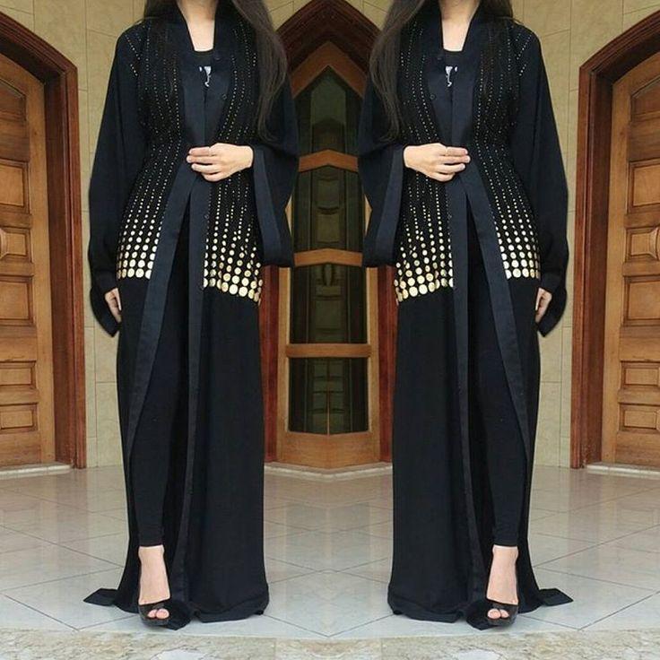 #abaya #abayastyle #abayafashion #modestfashion...   Dubai Fashionista