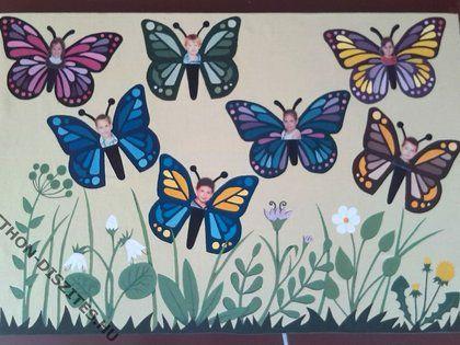Csináld magad: kreatív tablókép ovis ballagásra http://www.nlcafe.hu/otthon/20140530/tablo-ovis-ballagas/