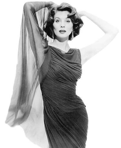New York-born Suzy Parker became fashion's first supermodel in the early 1950s, and she parlayed her fame into a somewhat brief film career in the late 1950s and early 1960s. Parker acted in such films as Kiss Them For Me (1957; with Jayne Mansfield), A Circle of Deception (1960; with Bradford Dillman), and Chamber of Horrors (1966; with Marie Windsor). She married third husband Bradford Dillman in 1963; by 1970, Parker retired from acting. Died May 2003 aged 70.