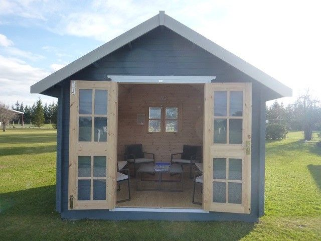 Sleepout Granny Flat Cabin Wooden Kitset Garden Shed Sheshed Nz Guest House Shed She Sheds Shed