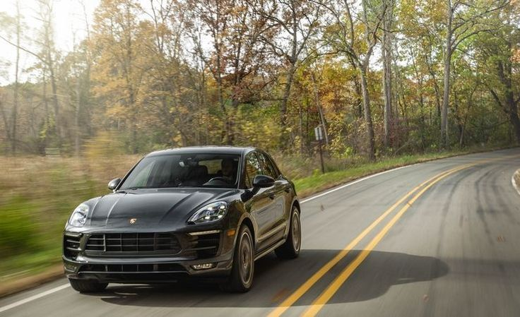 The Porsche Macan Is the Best Compact Luxury SUV – 2017 10Best Trucks and SUVs…