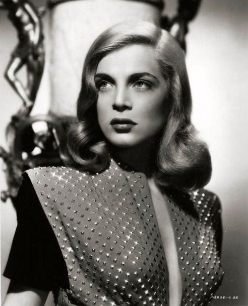"Lizabeth Scott 1945, such an underrated film noir actress - Best film ""Dead Reckoning"" 1947."