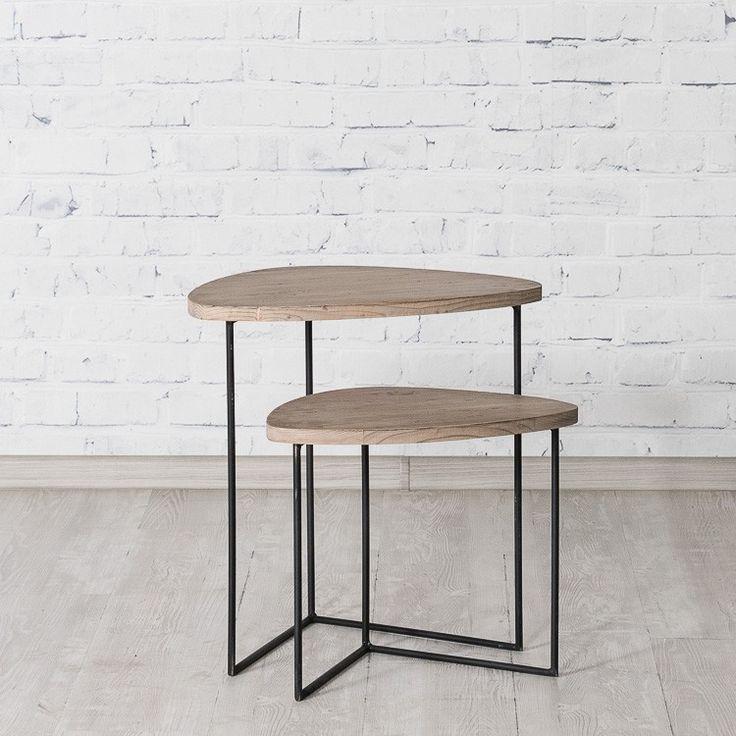 Столики FRATELI - Мебель в стиле Лофт - Мебель по стилям Loft Art