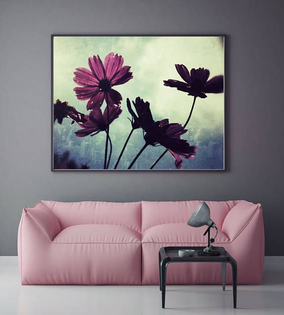 Printable Wall Art - Good Morning Sunshine Cosmos, South Africa, Original Photography print