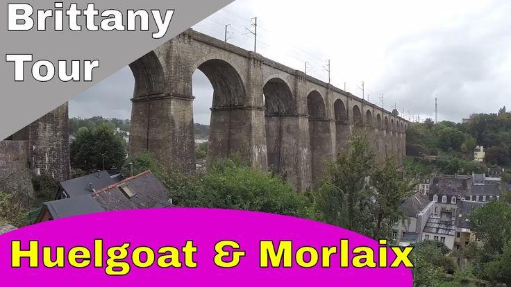 Touring Brittany : Huelgoat, Roc'h Trevezel & Morlaix