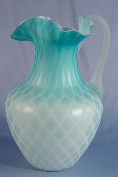152 Best Images About Satin Glass Frosty Delightful Pieces On Pinterest Glass Vase Oil Lamps
