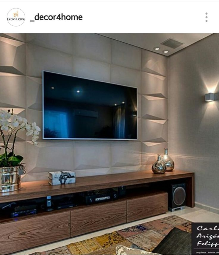Tv Wall Units, Living Room Kitchen, Living Room Walls, Tv Consoles, Tv Walls,  Home Theater, Backyard Ideas, Modern Luxury, Woman Fashion Part 46