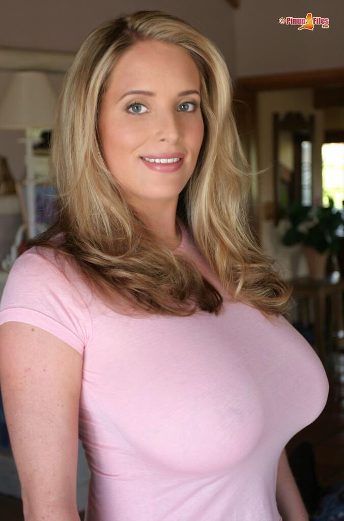 Maggie Green Tits 34