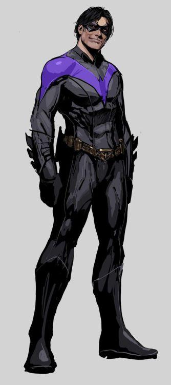 Nightwing - Stjepan Sejic